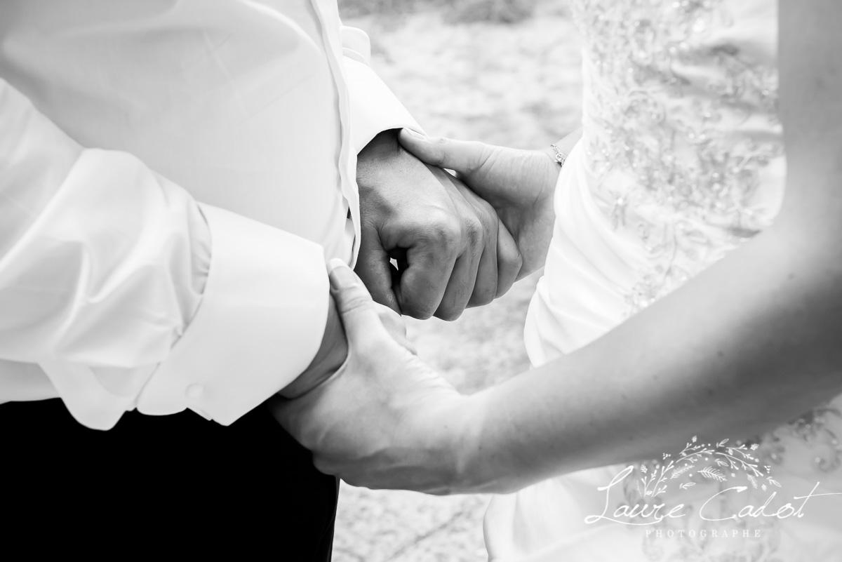 l'engagement des mariés