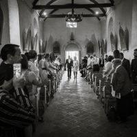 l'entée du marié