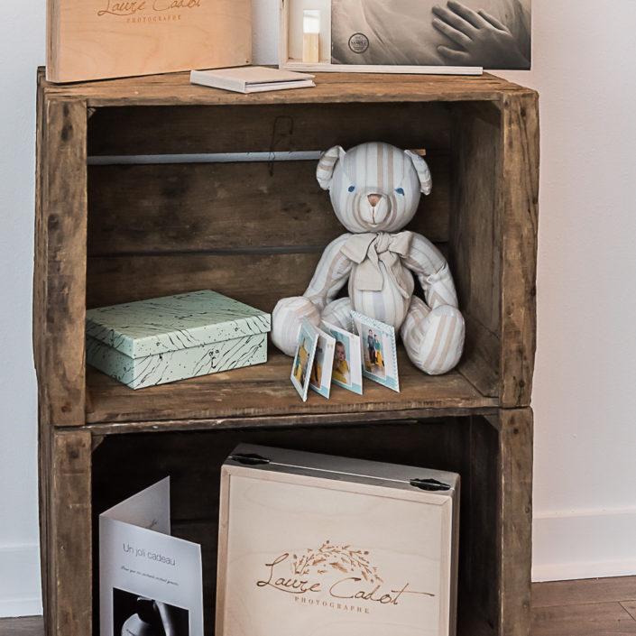 decoration du studio de Laure Cadot Photographe