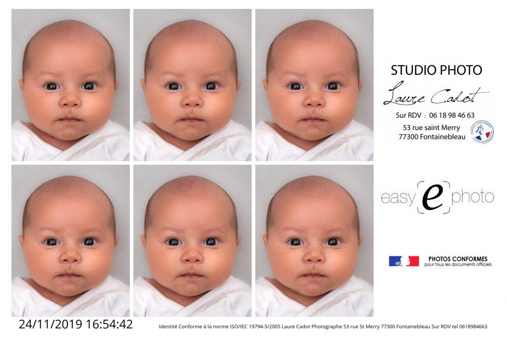 spécialiste photos identités bébé et enfants